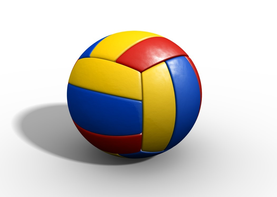 photo of volleyball