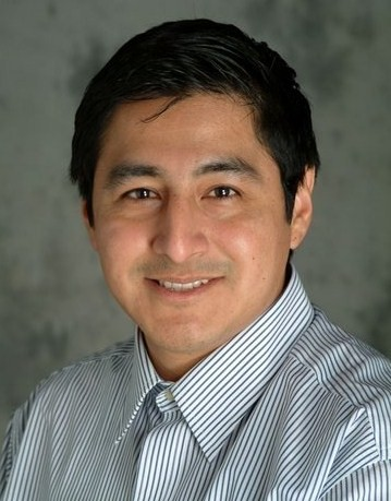 headshot, Continuing Education Coordinator Russel Braga