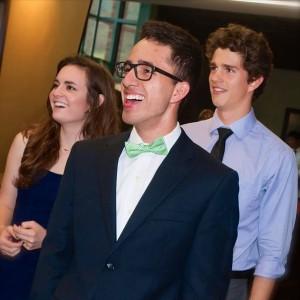 DCCCD Alumnus and UT Austin Student Bruno Chiquini