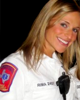 Meredith Rima, Brookhaven College alumna.