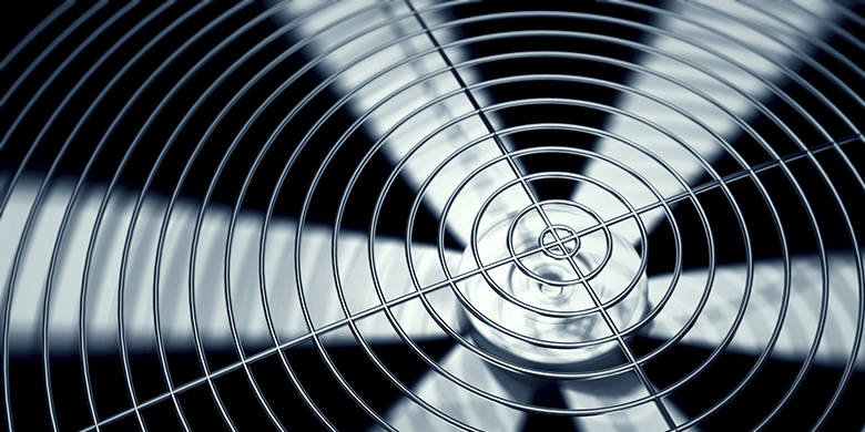 air conditioner fan blades