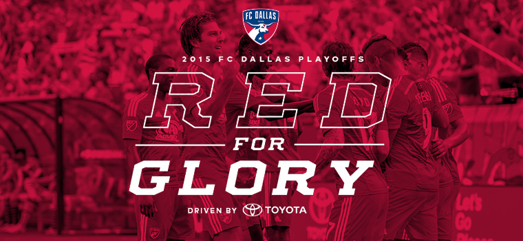 FC Dallas is in the playoffs!