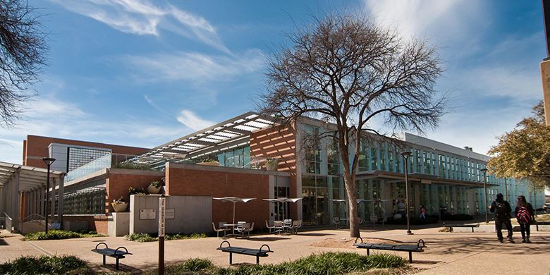 Sabine Hall on the Richland College campus