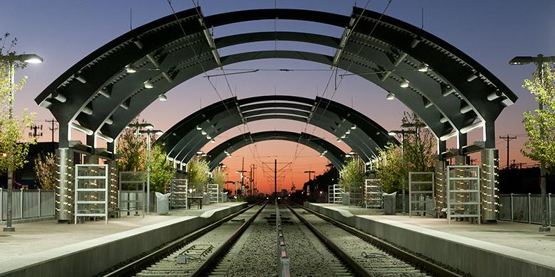 Burbank DART Station