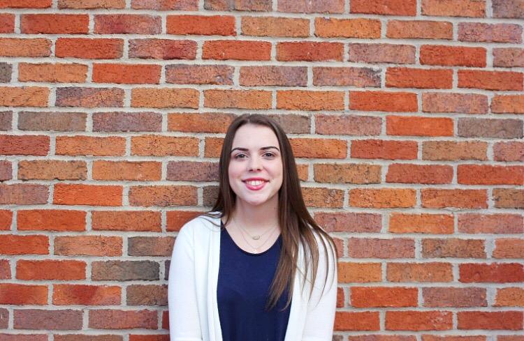 Kaitlyn Naylor, a DCCCD intern blogger.