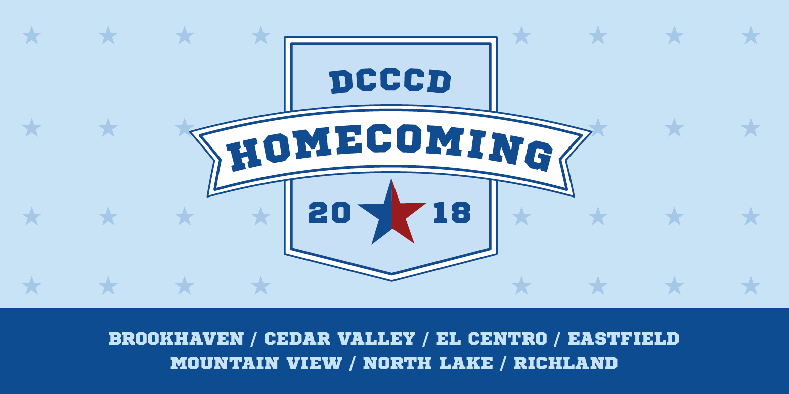 DCCCD Homecoming 2018 - Brookhaven, Cedar Valley, El Centro, Eastfield, Mountain View, North Lake, Richland