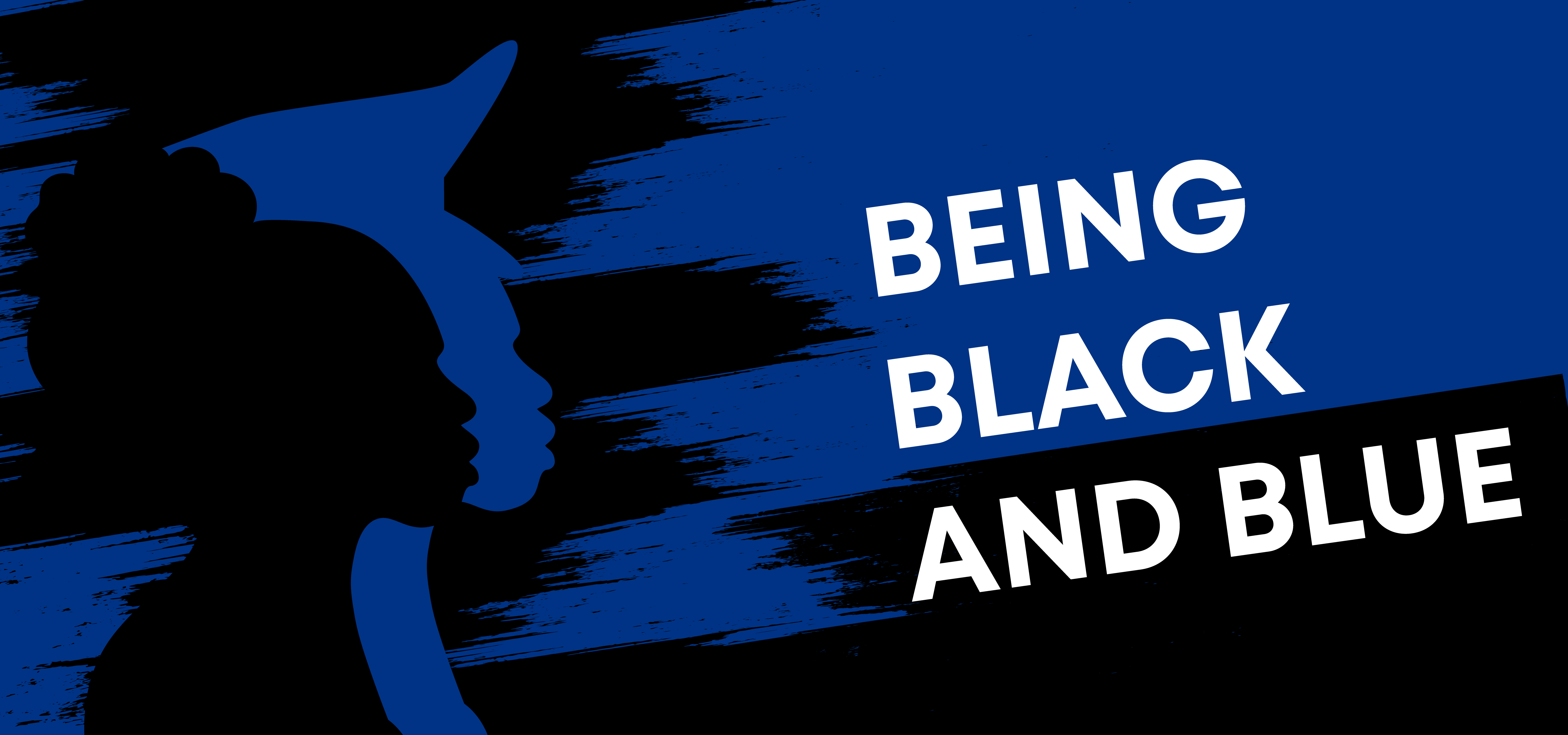 Being Black and Blue logo