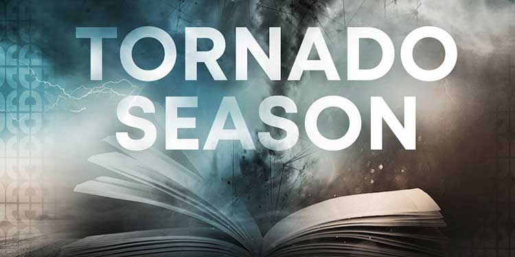 Tornado Season Common Book logo