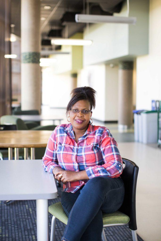 portrait of Teresiah Wanjiku