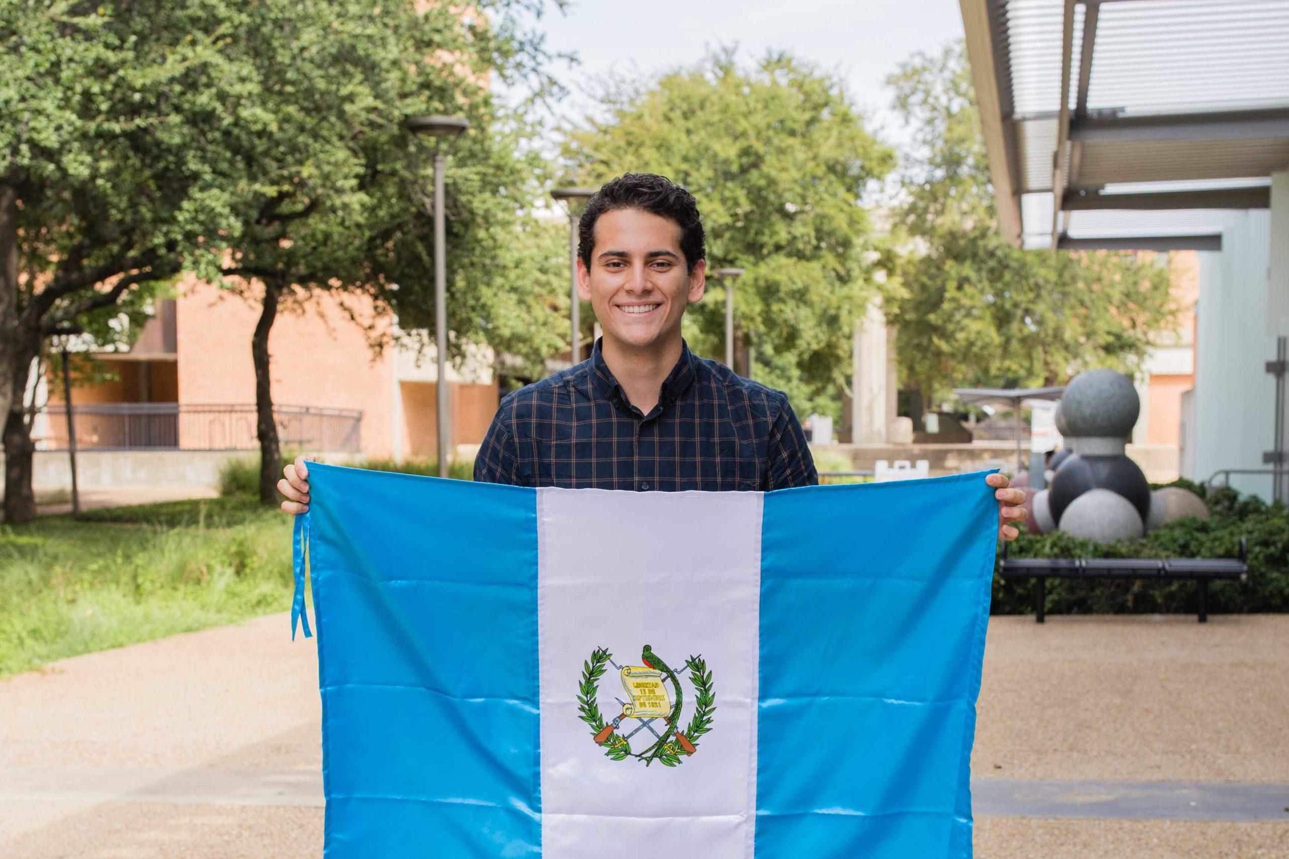 portrait of Daniel Juarez